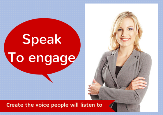 speak to engage Online Course