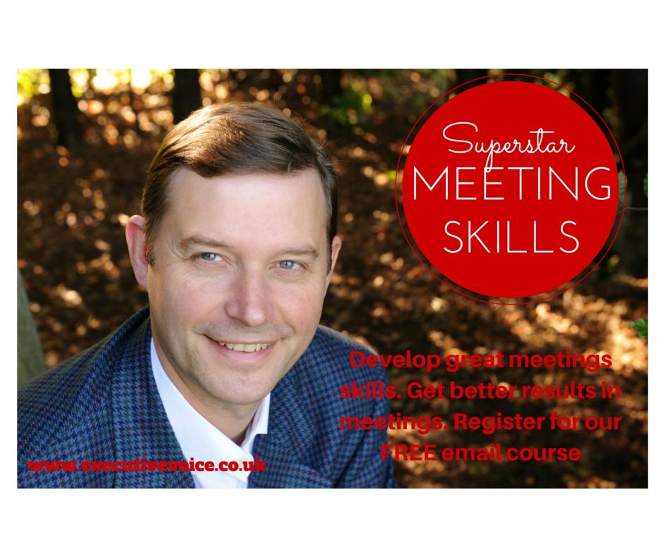 Meeting Skills