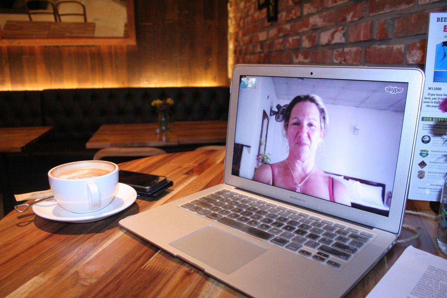 Online Mentoring, superstar Communicator, Susan Heaton-Wright