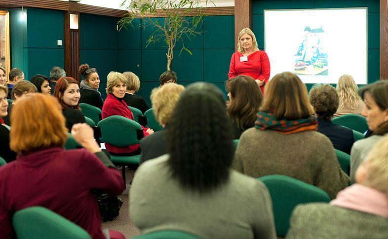 Susan Heaton-Wright leadership speaker