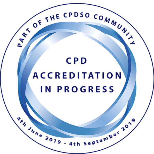CPD accreditation for course