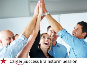 career success, career, coaching, advice, brainstorm, superstar communicator, susan heaton wright, presentation skills, speaking, communication