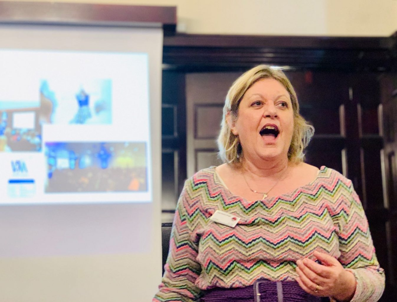 Susan Heaton-Wright CPD accredited Public Speaker