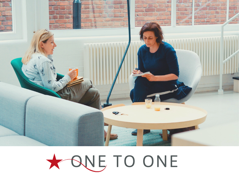 one to one impact and communication training with Susan Heaton-Wright