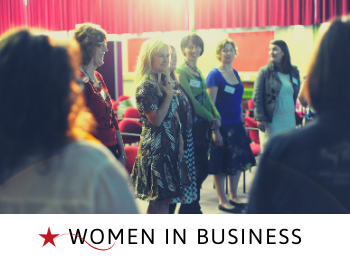 Women in business impact and communications training by Susan Heaton-Wright of