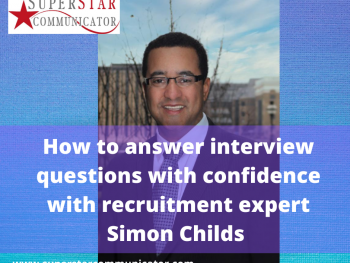 Answering interview questions with confidence podcast