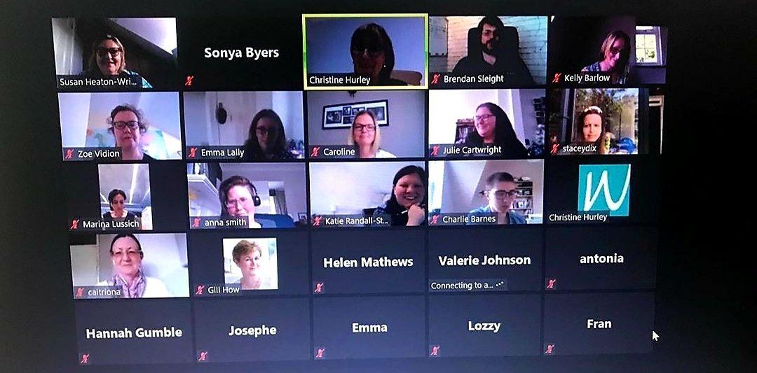 Superstar Communicator deliver interactive virtual workshops