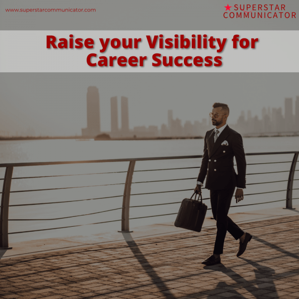 Raise your visibility for career success online course
