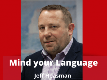 Superstar Communicator podcast - mind your language