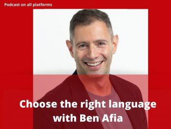 Superstar Communicator interview with Ben Afia