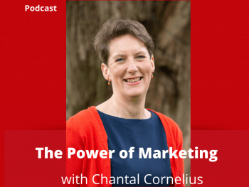 The power of marketing interview for superstar communicator podcast