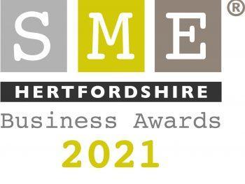 SuperStar Communicator Finalists in the SME Hertfordshire Business Awards 2021