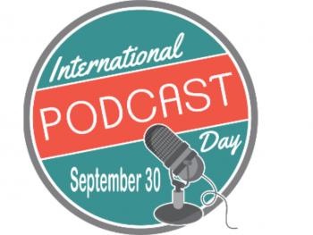 Superstar Communicator celebrates International Podcast Day